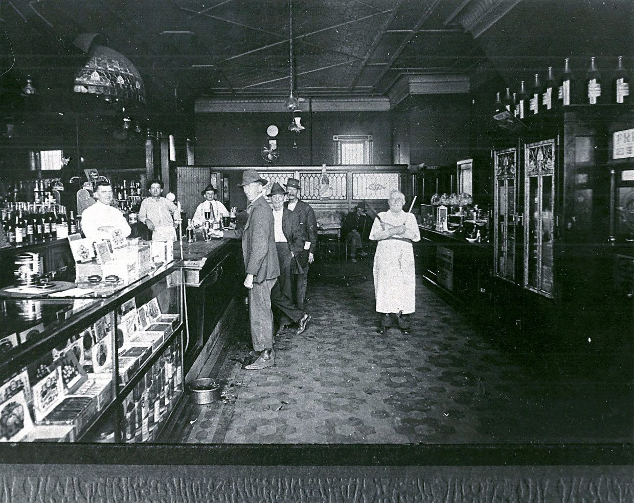 Frontier Diary column: Prohibition changed Glenwood saloon