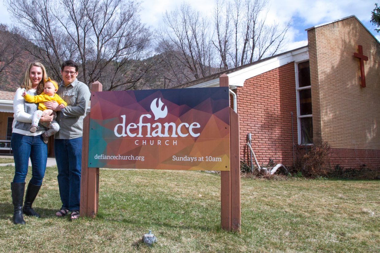 On Easter, Glenwood Mennonites are reborn with Defiance