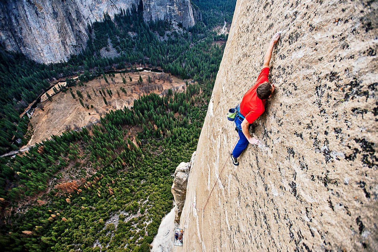 a film about the climb, will premeire Saturday at the 5Point FIlm Festival in Carbondale.
