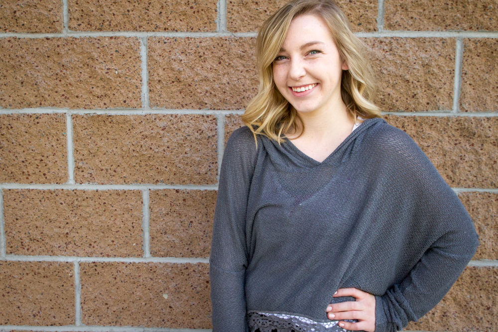 Glenwood Springs High School junior Abbie Cheney is one of five students in the running for Outstanding Performance by an Actress in a Leading Role in Colorado's Bobby G musical theater awards.