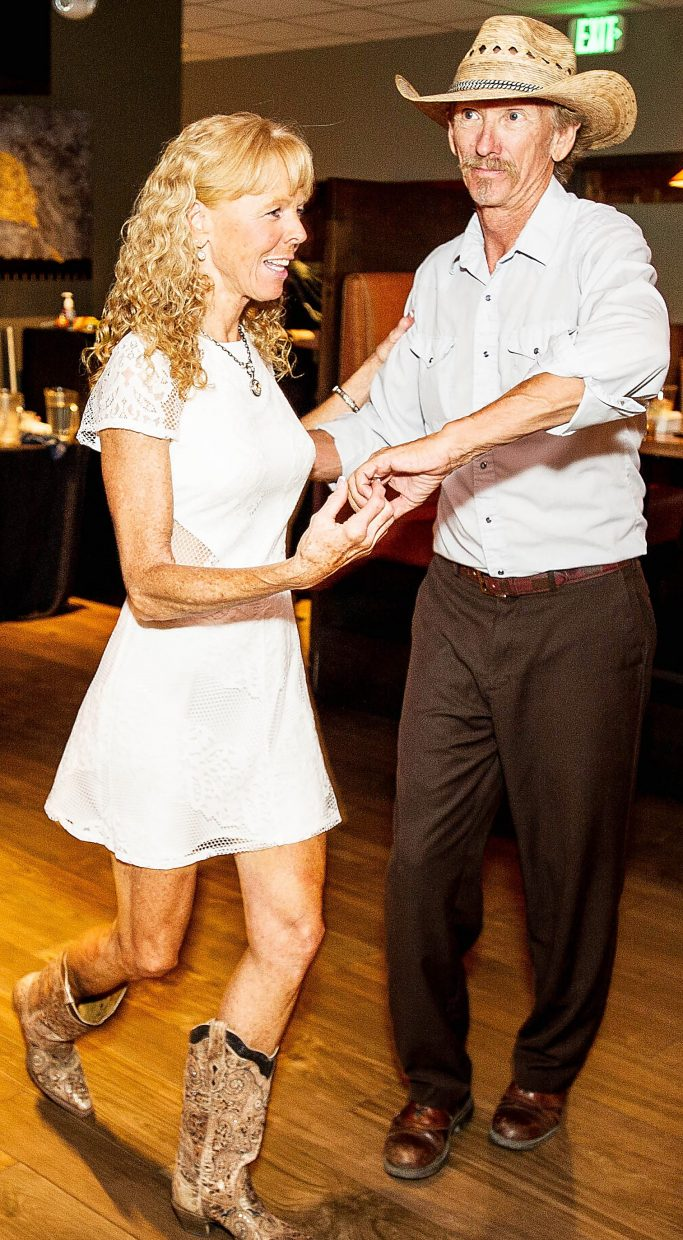 Glenwood Springs this weekend hosts a West Coast Swing dance event.