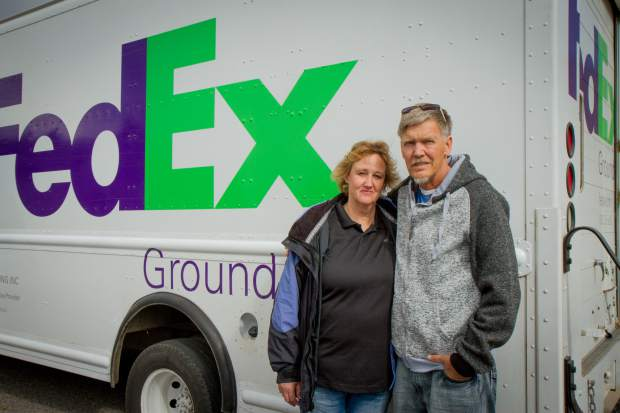 Silt couple sells business after FedEx Ground changes