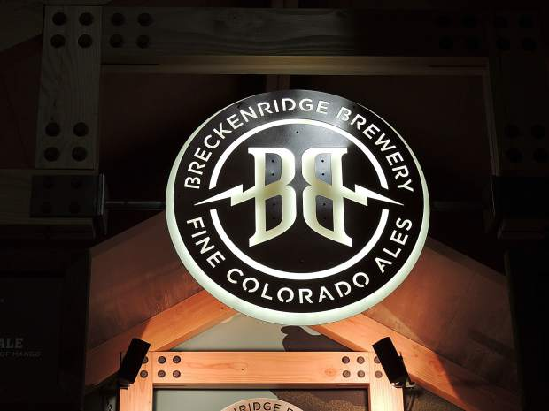 Summit County was well represented at the Great American Beer Festival, with four breweries in attendance, including Breckenridge Brewery.