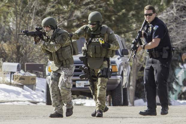 Carbondale Police and the Garfield County All Hazards Response Team worked together in February to apprehend a suspect who was said to have been wielding a gun at his residence. The suspect surrendered and an arrest was made at approximately two in the afternoon on Tuesday after a five hour standoff.