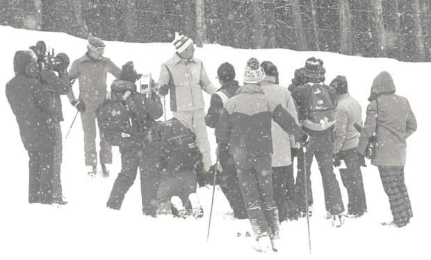 President Gerald R. Ford, 38th president of the United States, focused the world's attention on Vail.