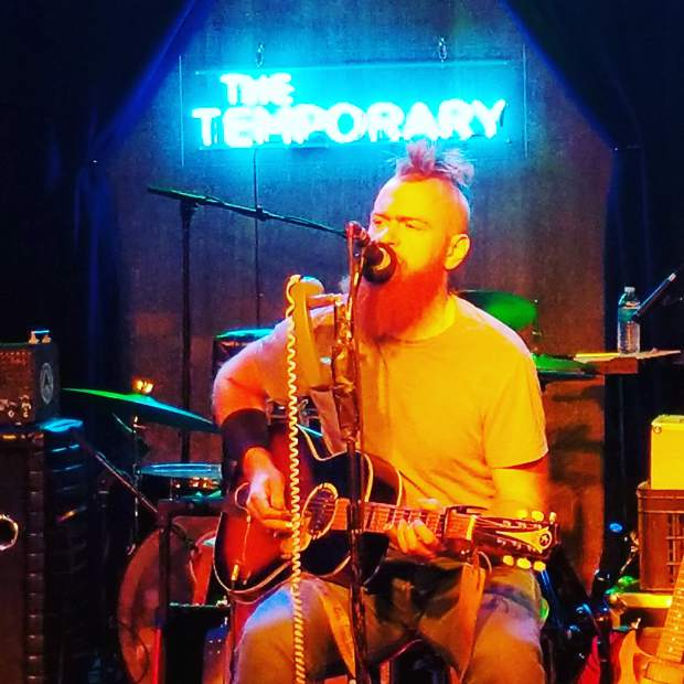 The Temporary has been hosting live music at Willits Town Center since August.