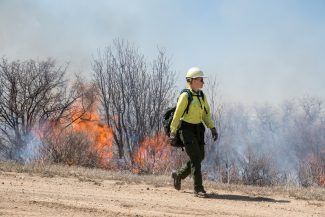 Prescribed fire planned south of Silt Saturday