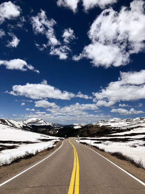 Independence Pass Friday.