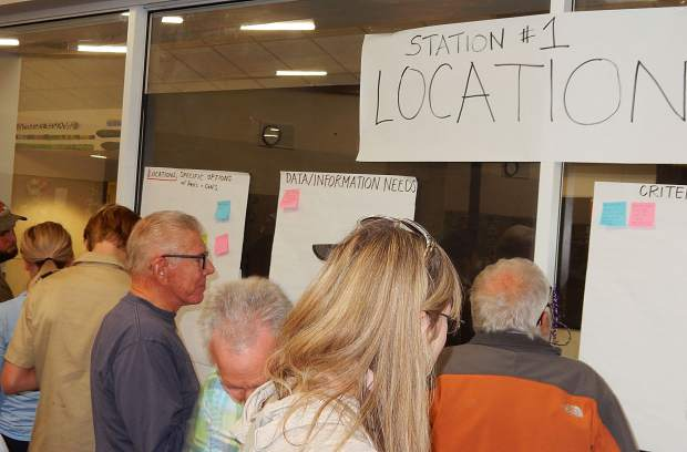 Members of the public weigh in on where the Basalt shooting range should remain at its current site or relocated.