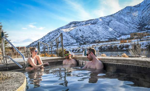 Adventure Park, both hot springs to reopen Monday in Glenwood Springs