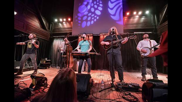 The Lil Smokies, an all-strings quintet, will bring their bluegrass roots to the Ute Theater in Rifle 8 p.m. Friday.