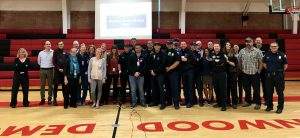 Stop the Bleed campaign teaches Glenwood High School students emergency, life-saving techniques