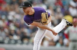 Rockies beat Phillies 4-1 for 6th win in 7 games