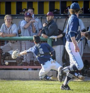 Palisade shuts out Rifle baseball in 4A WSL battle