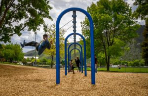 Some residents question need for Sayre Park enhancements