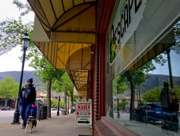 Seven downtown Glenwood businesses must vacate to make way for new bank