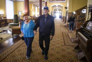 Visit to historic Hotel Colorado brings back memories for past visitor