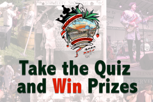 QUIZ: Test how much you know about the Strawberry Days Festival and win prizes!