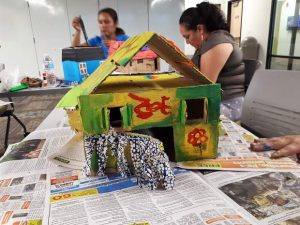 Lifelong learners find expression through the arts
