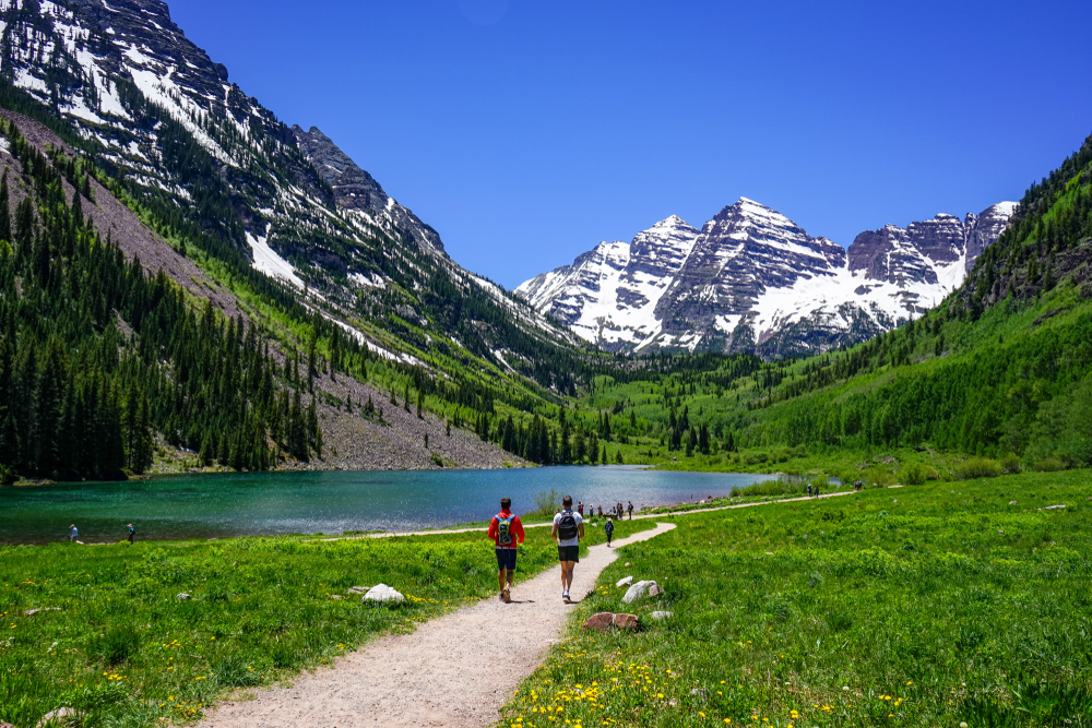 282662419 Four hikers rescued by helicopter off Maroon Peak near Aspen ...