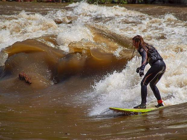 @coloradosky50: Found this in my 146 pictures I took at the Glenwood Surf area.