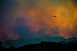 Midvalley reflects on one-year anniversary of Lake Christine Fire