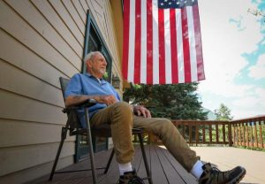 Born on the 4th of July, Glenwood Springs WWII vet recounts his calling
