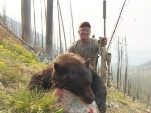 South Dakota man loses hunting privileges for wasting bear meat in Colorado