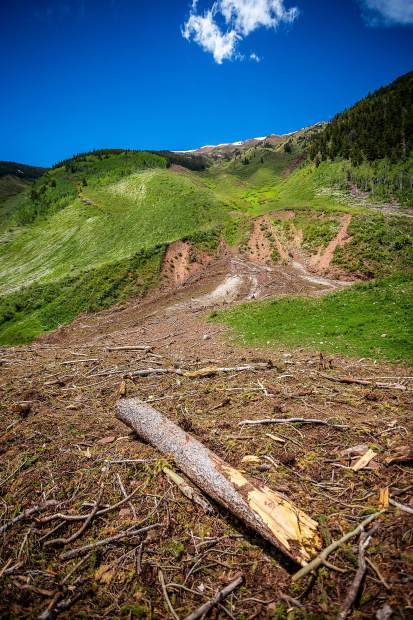 One year after fire, Roaring Fork Valley dealing with flood