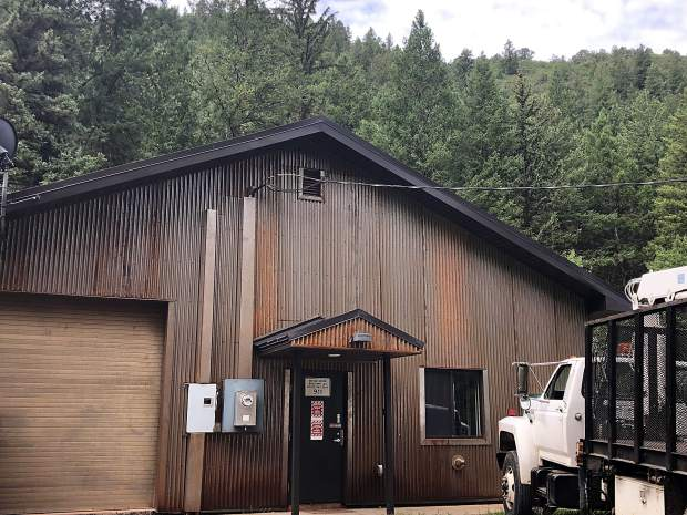 The Town of Carbondale treats water at its facility on Nettle Creek, a tributary of the Crystal River. The town nearly had to shut the plant down during the summer of 2018 because of a senior call on the downstream Ella Ditch.