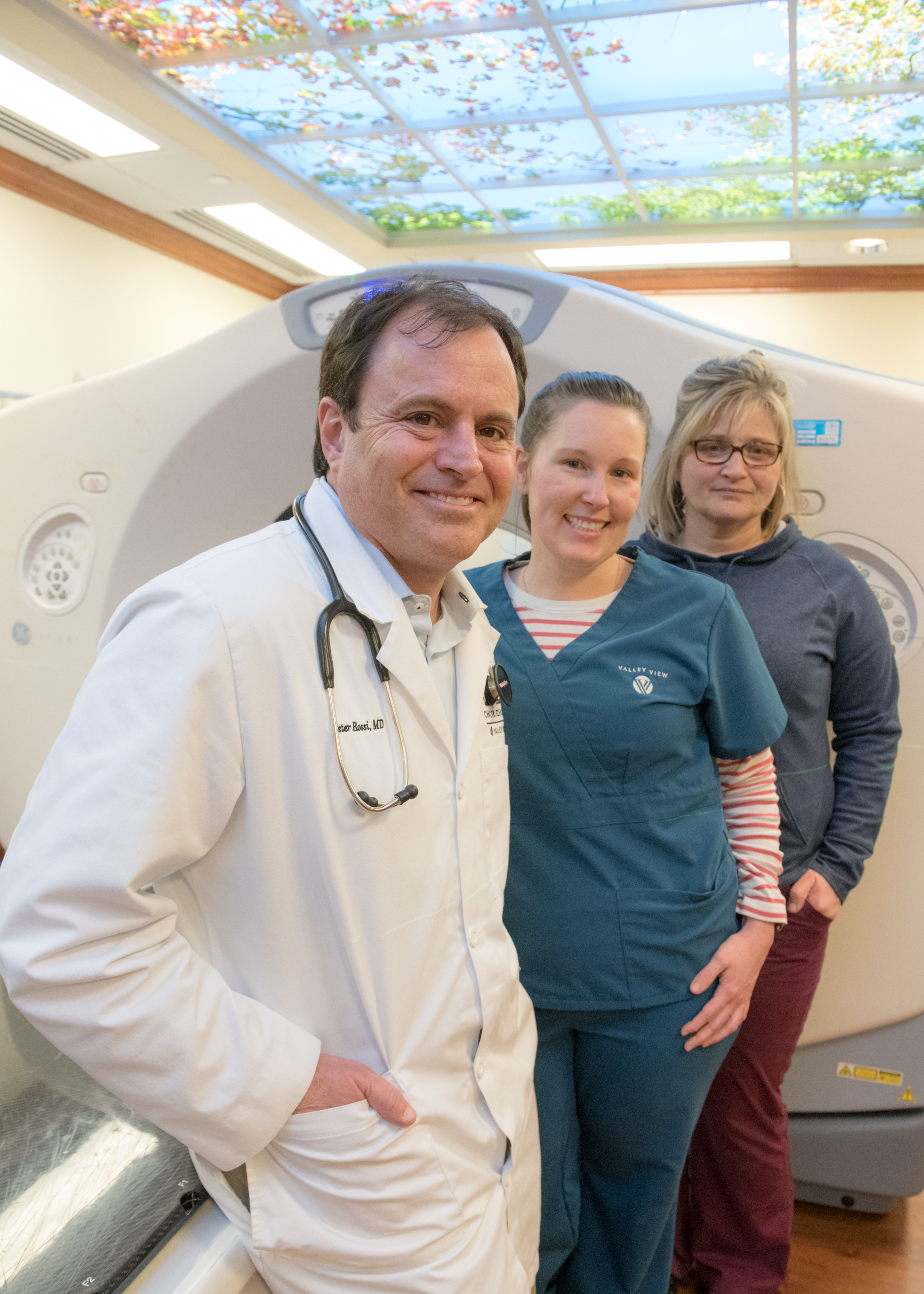 Valley View Hospital's new Orion a boon to prostate cancer treatment
