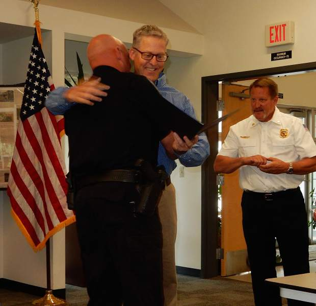 Basalt, Snowmass lifesavers honored for fast action in three cardiac arrest cases