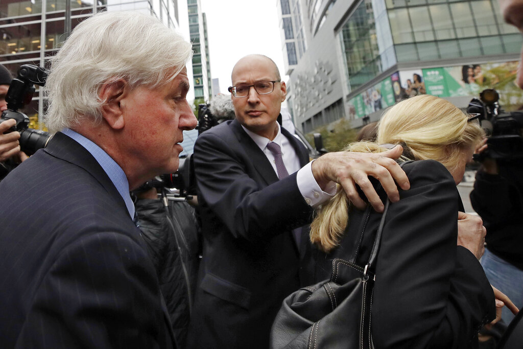 Aspen couple get month sentence in college bribery scandal