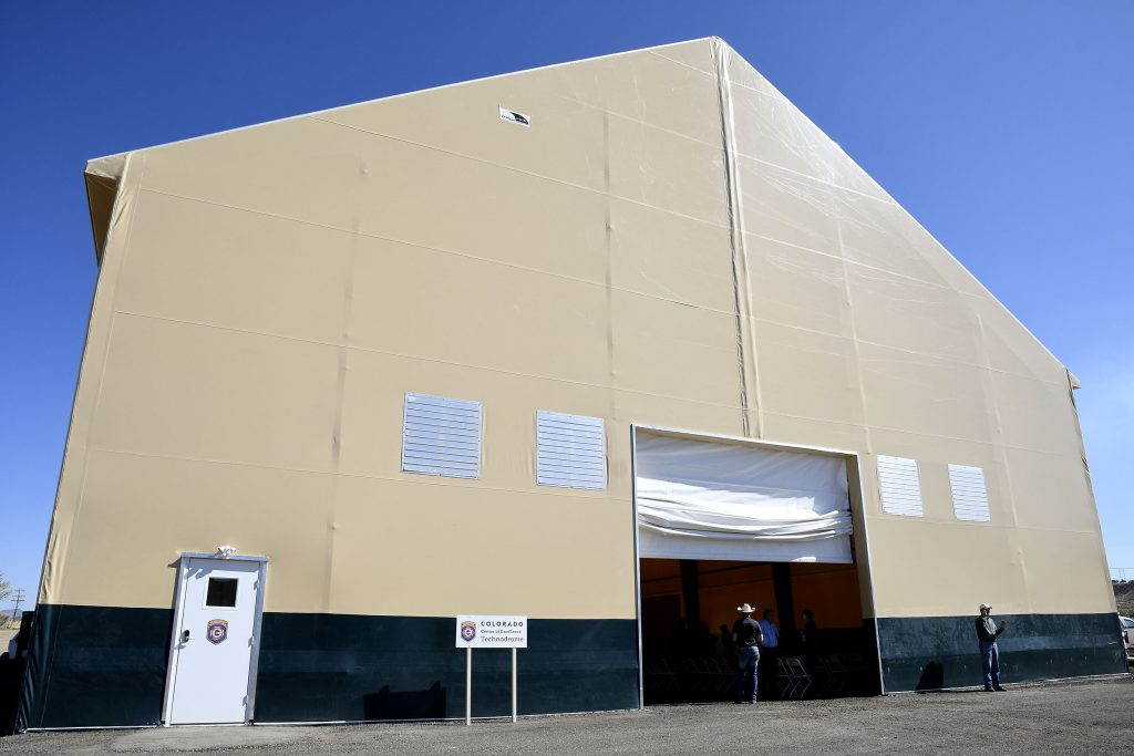 Colorado Center of Excellence unveils new Technodrome at Rifle Garfield County Airport
