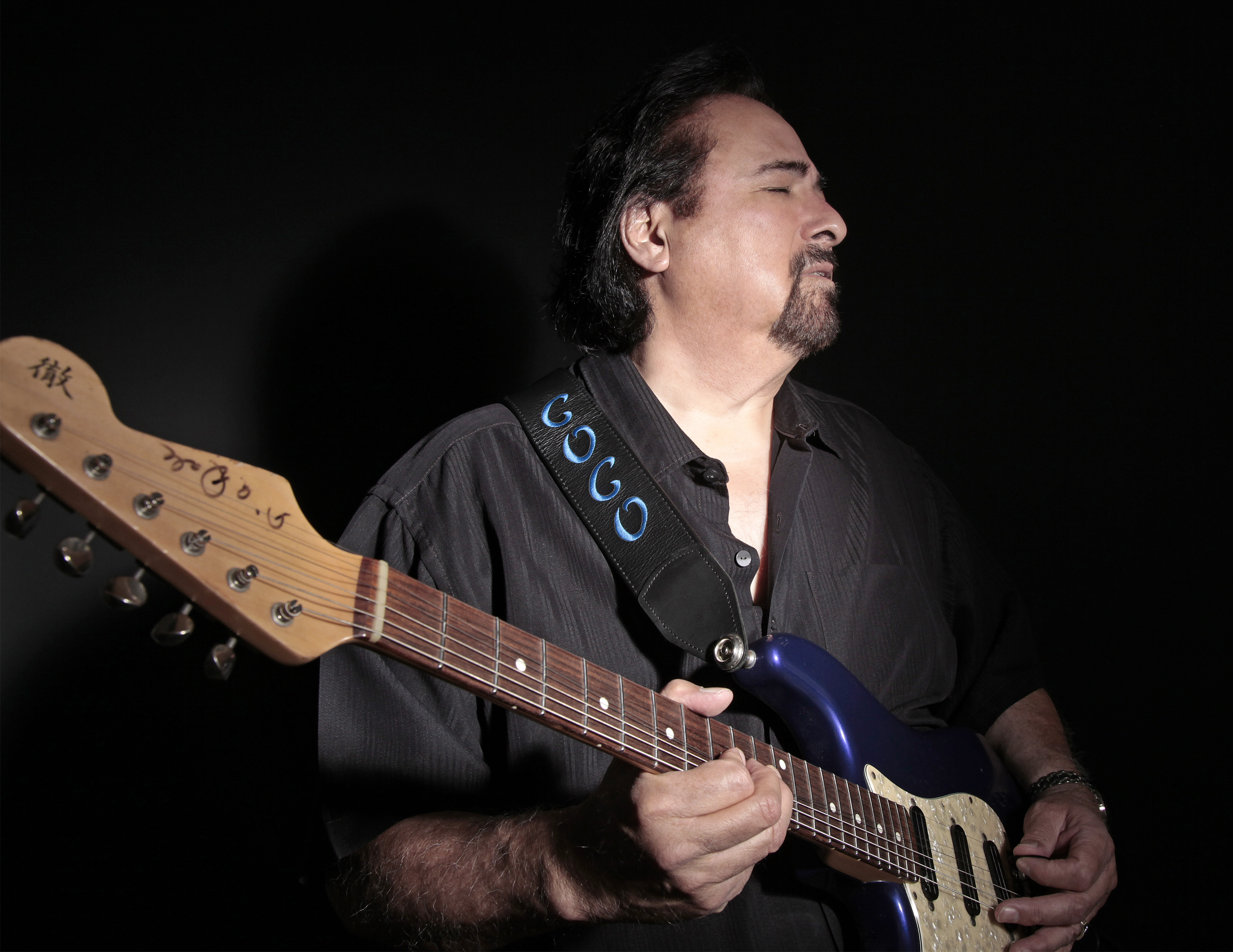 Blues musician Coco Montoya will sizzle at the Ute Theater