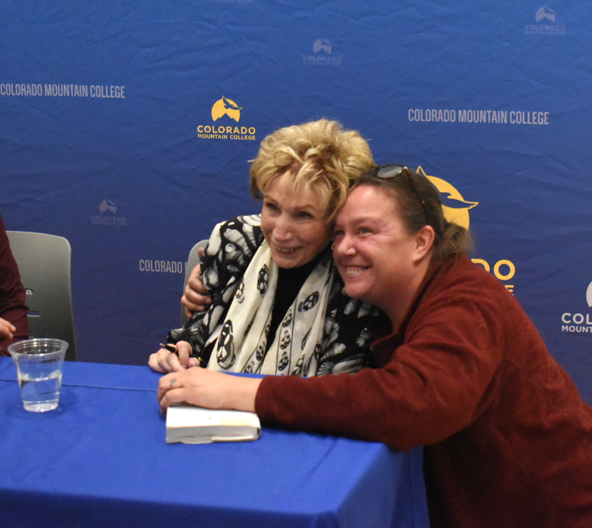 Edith Eger delivers message of resilience to CMC audience